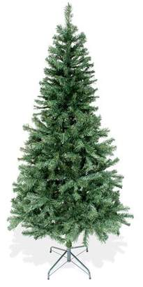 The Holiday Aisle 6' Green Douglas Fir Artificial Christmas Tree with Stand