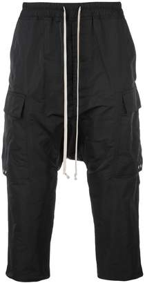 Rick Owens flap pocket trousers