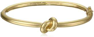 Kate Spade Sailor's Knot Hinge Bangle Bracelet