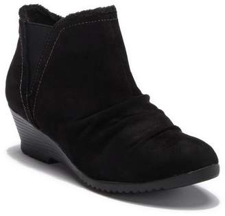 Sporto Sorrento Faux Fur Lined Ankle Boot