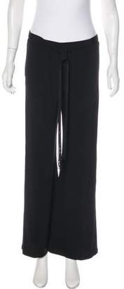 Alexis Dellis High-Rise Flared Pants