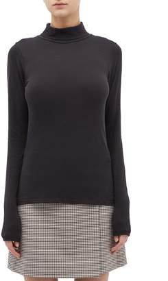 Rag & Bone Pima cotton long sleeve turtleneck T-shirt