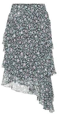 Etoile Isabel Marant Isabel Marant, Étoile Jeezon printed skirt