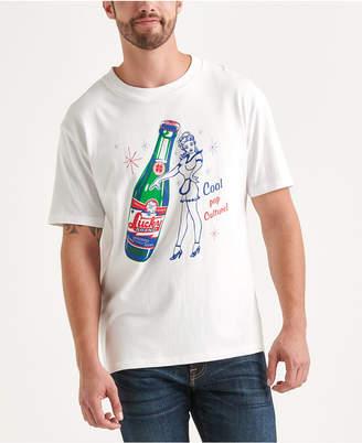 Lucky Brand Totally Lucky Unisex Soda Pop Tee