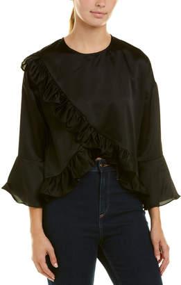 Lucca Couture Caroline Tulip Top