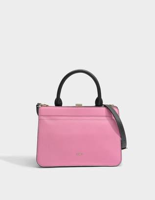 Furla Mirage Small Top Handle Bag in Orchidea Calfskin