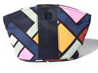 Tory Burch (トリー バーチ) - トリー バーチ 【TORY BURCH】ポーチ/LARGE DOME COSMETIC CASE【PICNIC BOX/PINK CARNATION】