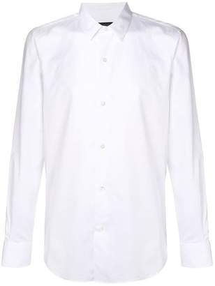 Ann Demeulemeester long-sleeve fitted shirt