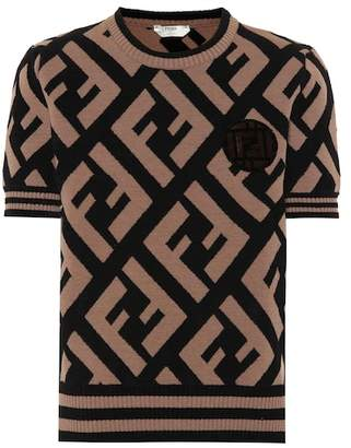 Fendi Wool-blend sweater