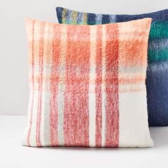 west elm Plaid Pillow Covers