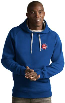 Antigua Men's Chicago Cubs Victory Pullover Hoodie
