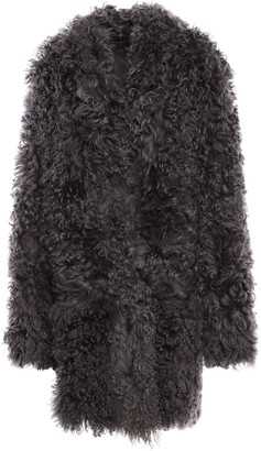 Dom Goor Shearling Coat
