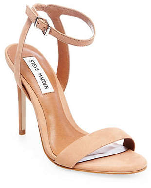 Steve Madden Open Back High Heeled Sandals