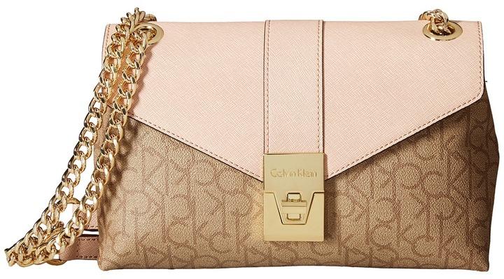 Calvin KleinCalvin Klein Alexis Monogram Shoulder Bag