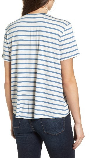 Women's Bp. Stripe Pocket Tee 4