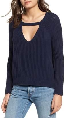 RVCA Case Keyhole Sweater