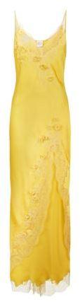 Carine Gilson Swarovski Embellished Nightdress
