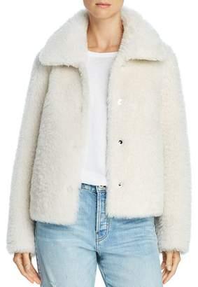Peri Luxe Reversible Lambswool Jacket - 100% Exclusive