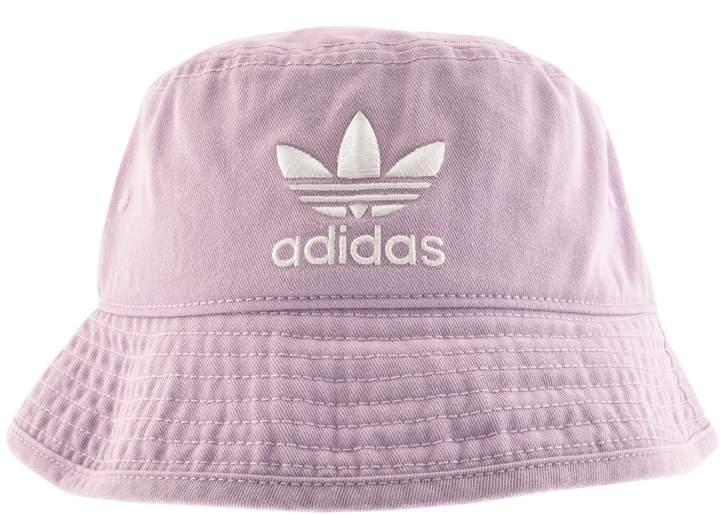 fed4130b342 adidas Bucket Hat Purple - ShopStyle