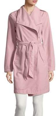 Vero Moda Elina Self-Tie Trench Coat