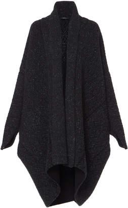 Akris Long Knit Cardigan