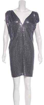 La Petite S***** Sequined Sleeveless Dress
