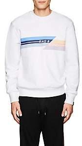 Rag & Bone Men's Logo Cotton Terry Sweatshirt-White