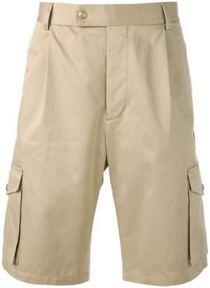 Moncler classic cargo shorts