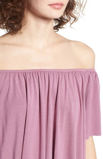 Women's Bp. Off The Shoulder Top 5