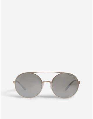 Michael Kors Cabo round-frame sunglasses
