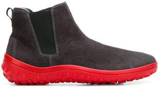 Car Shoe contrast sole boots