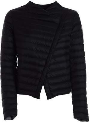 Colmar Asymmetric Black Down Jacket