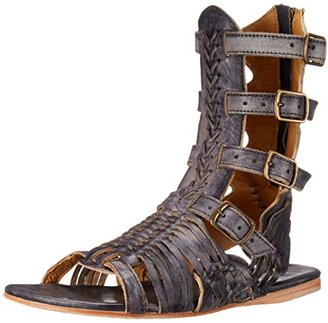 bed stu Women's Aurelia Gladiator Sandal $155 thestylecure.com