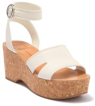 Dolce Vita Linda Cork Platform Sandal (Women)