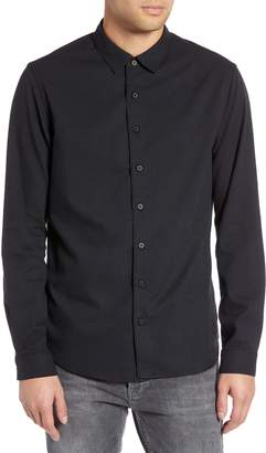 Wings + Horns Officer Sport Shirt
