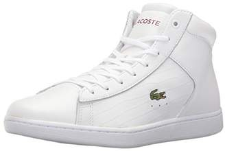 Lacoste Women's Carnaby Evo Mid G316 2 Spw Fashion Sneaker $50.29 thestylecure.com