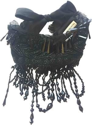 Dries Van Noten Black Glass Necklace