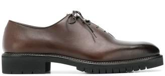Salvatore Ferragamo lace-up oxford shoes