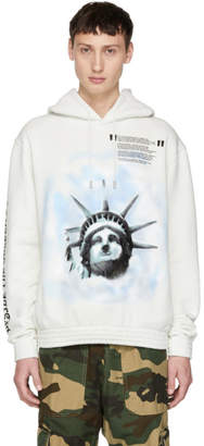 Off-White Off White  Liberty Hoodie