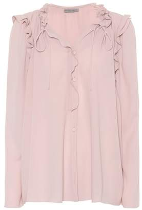 Bottega Veneta Silk georgette blouse
