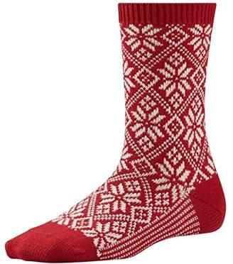 Smartwool Traditional Snowflake Womens Socks