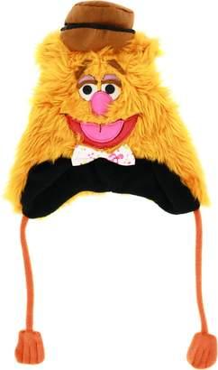 Disney Men's Fozzie Faux Fur 3D Peruvian Hat