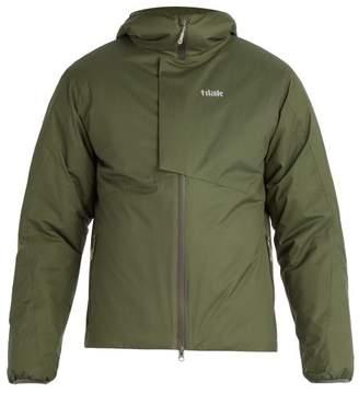 Tilak - Svalbard Hooded Jacket - Mens - Khaki