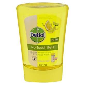 Dettol No-Touch Antibacterial Hand Wash Citrus Fresh Refill 250 mL