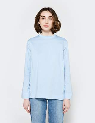 Just Female Barb Blouse in Powder Blue