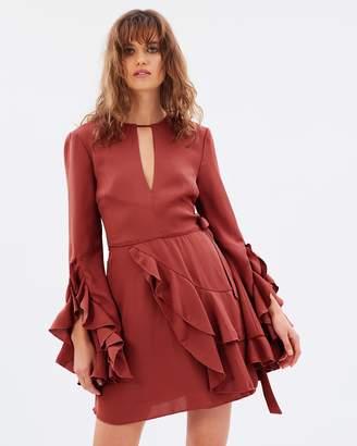 Gossamer LS Dress