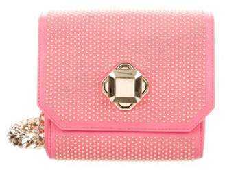 Elie Saab 2016 Le 31 Mini Crossover Bag Pink 2016 Le 31 Mini Crossover Bag