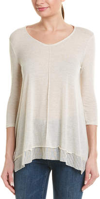 Paper Crane Lazy Sundays Split Top