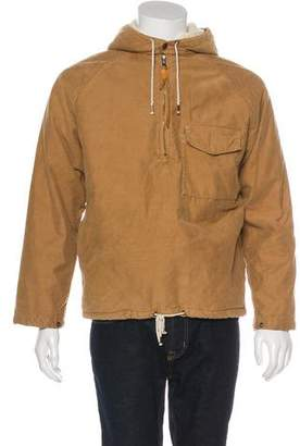 Chimala Sherpa-Lined Jacket
