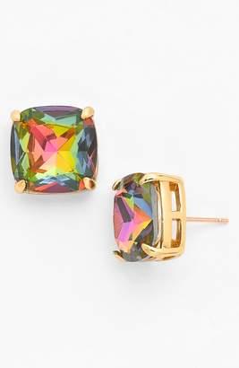 Kate Spade Mini Small Square Semiprecious Stone Stud Earrings